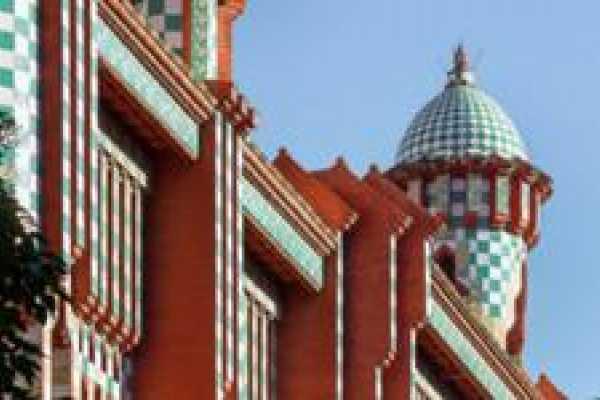 ICONO Serveis Culturals Gracia y Casa Vicens: diseño, gastronomía, modernismo y el Gaudí más exótico.