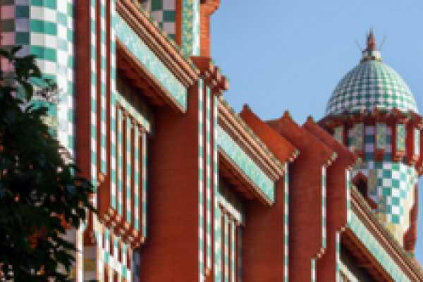 ICONO Serveis Culturals Modernisme a Gràcia i Casa Vicens