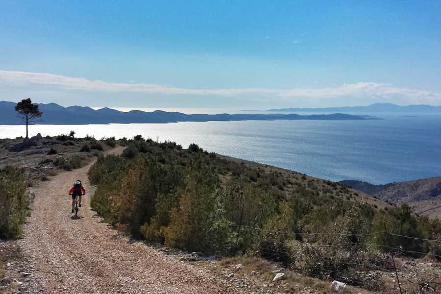 Aktivni Odmor Mountain biking Croatian islands