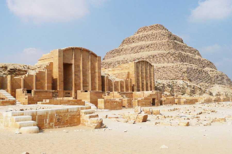 Deluxe Travel Private Tour Dashur Memphis and Saqqara