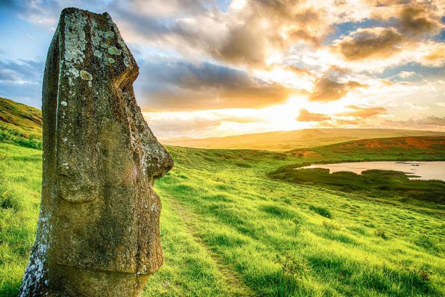 Green Island Tours - Easter Island Promoción para Tours de Grupo Pequeño