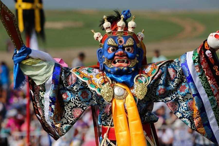 The Great Mongolian Adventures Danshig Buddhist Festival 7 Days