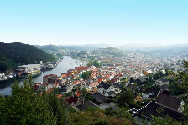 Egersund City walk