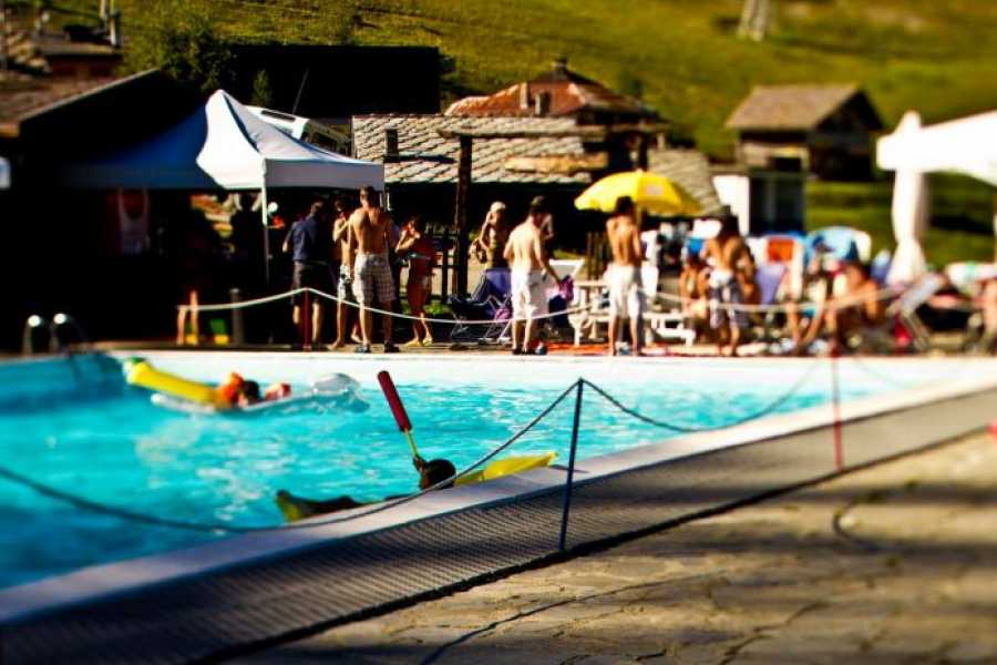 Rafting.it Swimming Pool Plan Chécrouit (1.704mt)