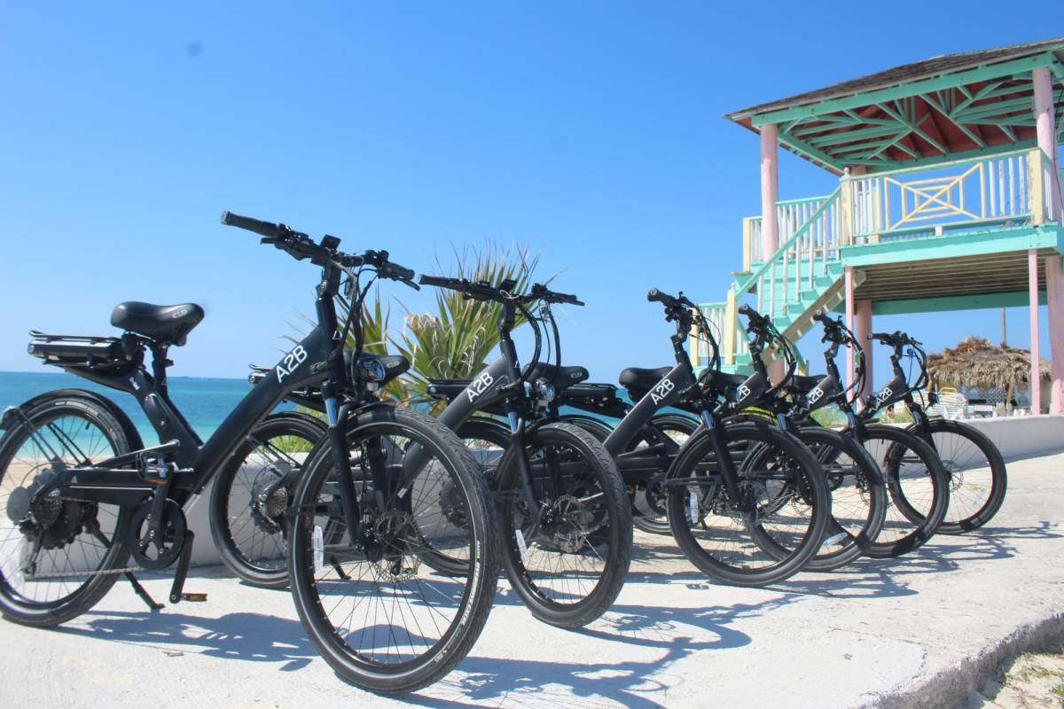 CocoNutz Cruisers CocoNutz Electric Bicycle Tour