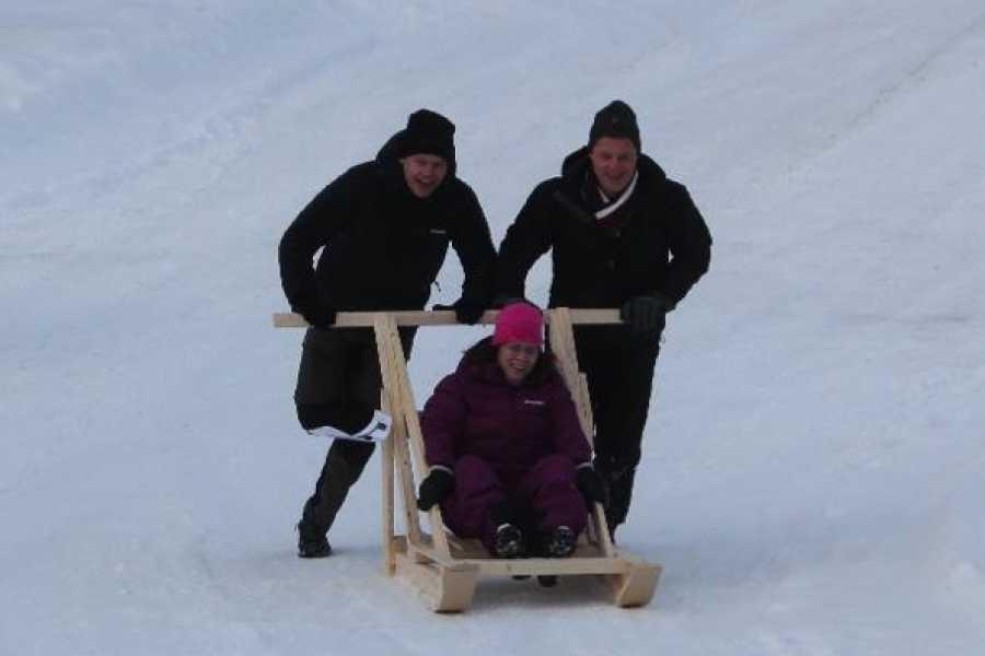 Puls Camp Åre Kälkbygge