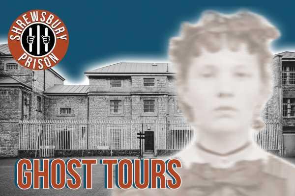 Shrewsbury Prison Ghost Tours