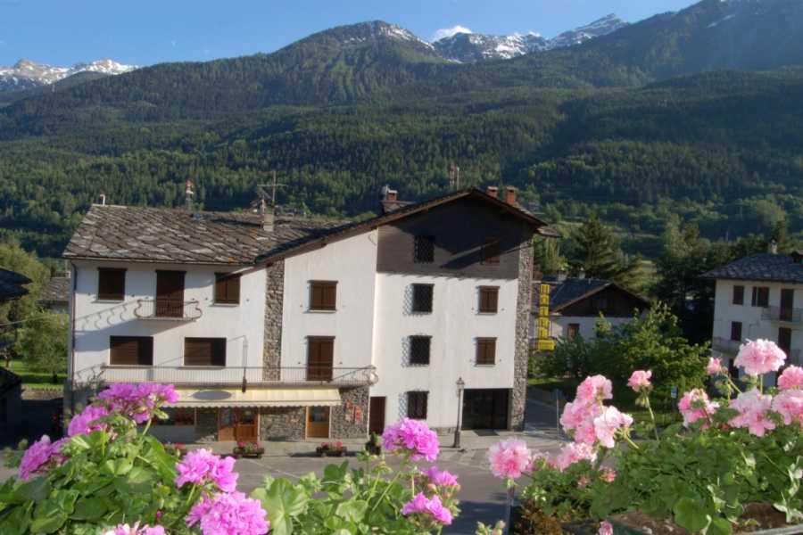 Rafting.it Hotel La pineta **