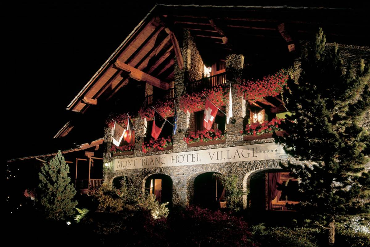 Rafting.it Hotel Mont Blanc Village *****