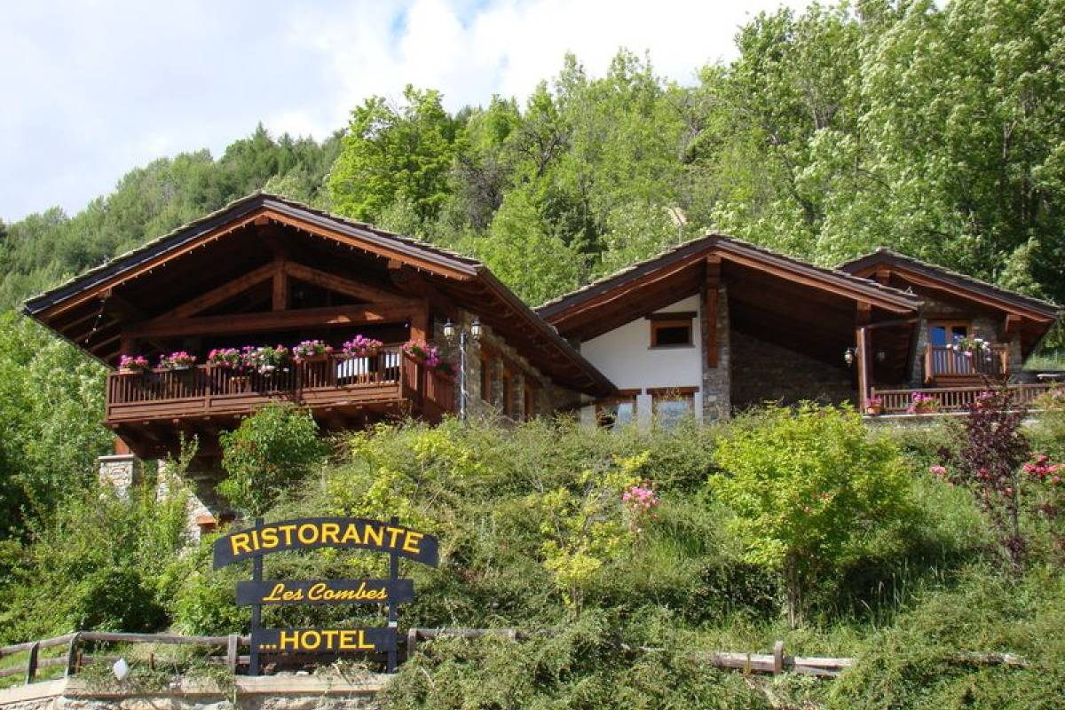 Rafting.it Hotel Les Combes ***