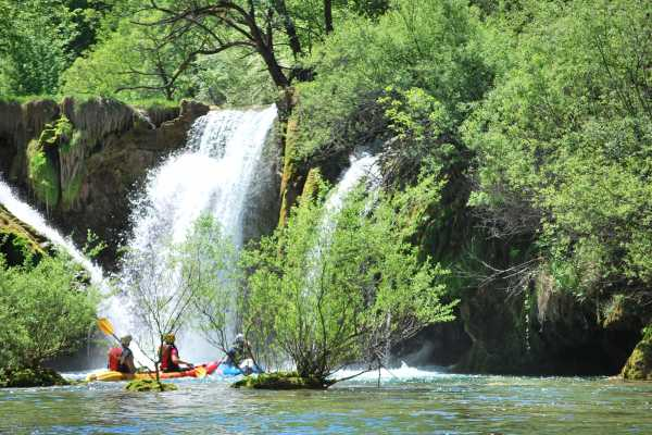 Degenija Tours Kayaking Mreznica River Tour