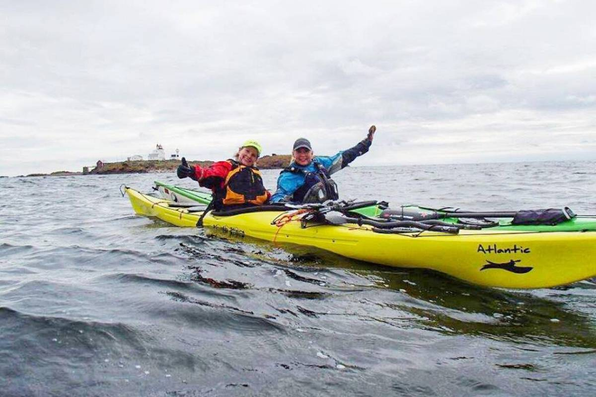 viking biking 2 Hour Kayak Tour in The Oslo Fjord
