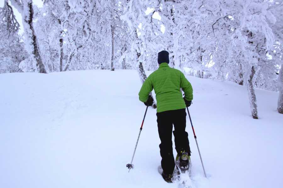Bulder & Brak Opplevingar AS Snowshoe rental