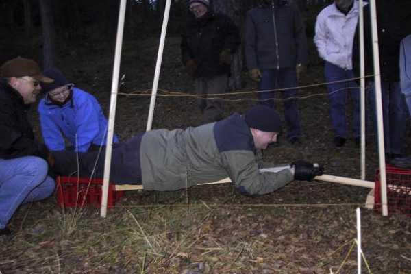 Puls Camp Åre Bensträckaren