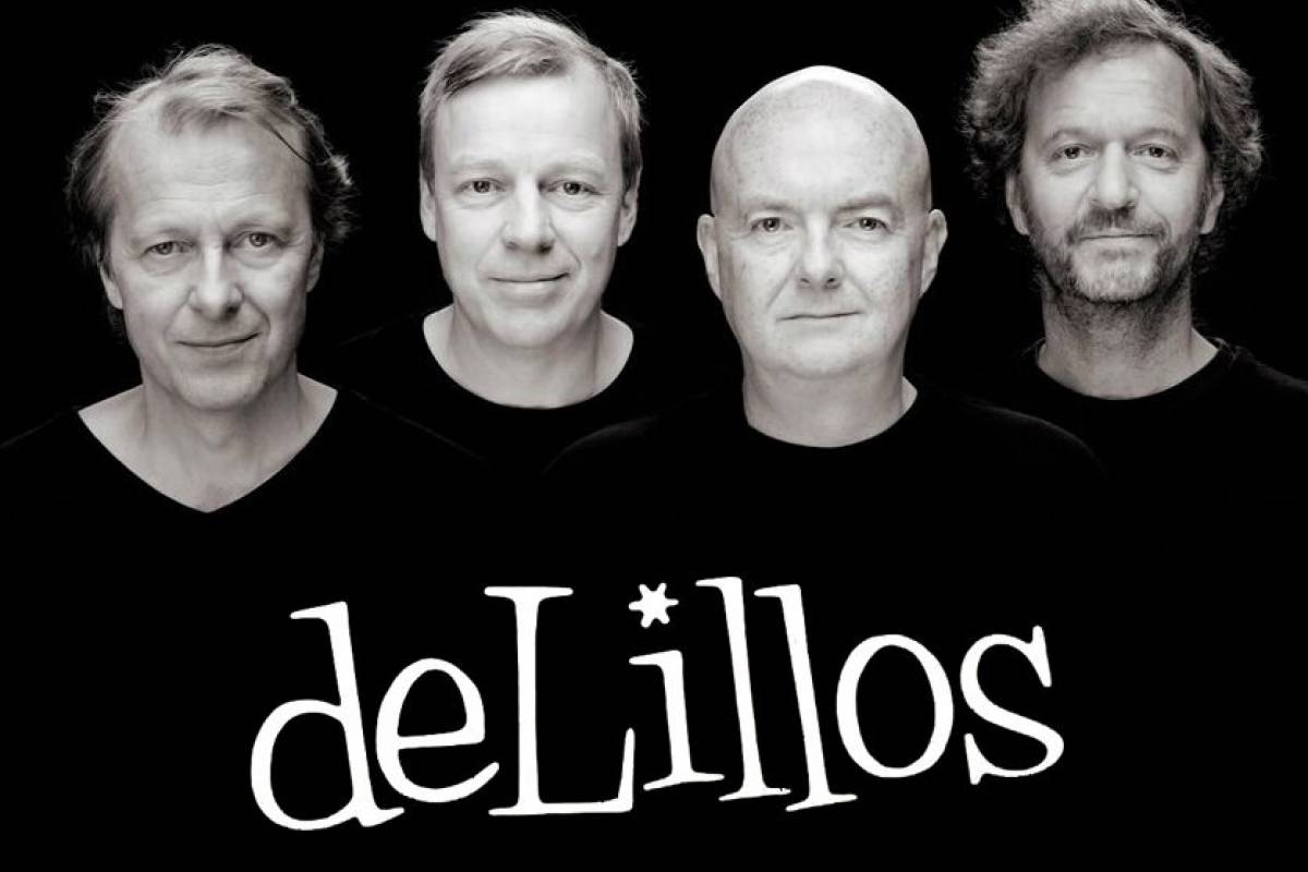 Bergtatt deLillos lørdag 28 april