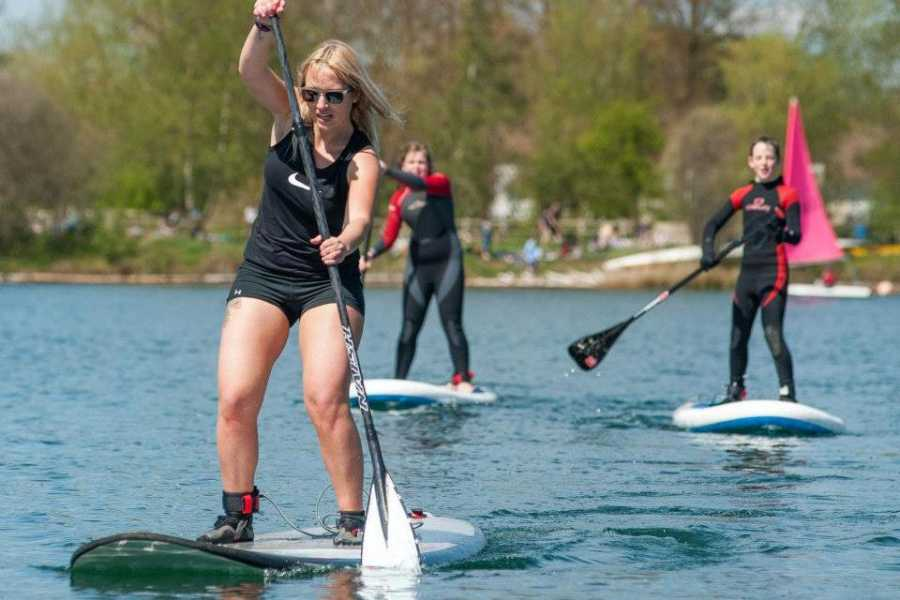 South Cerney Outdoor Pay & Play SUP
