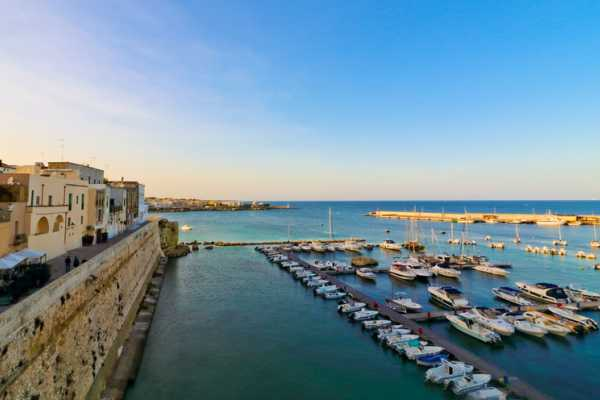 Destination Apulia VAN TOUR COSTA ADRIATICA - Half day trip