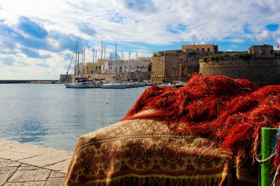 Destination Apulia VAN TOUR COSTA JONICA - Half day trip