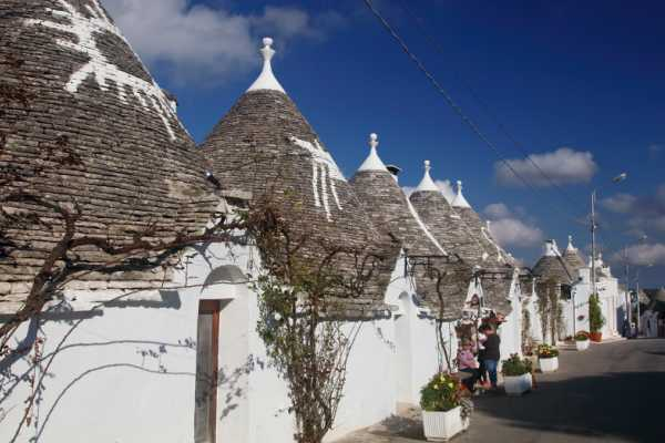 Destination Apulia CITY TOUR DI ALBEROBELLO