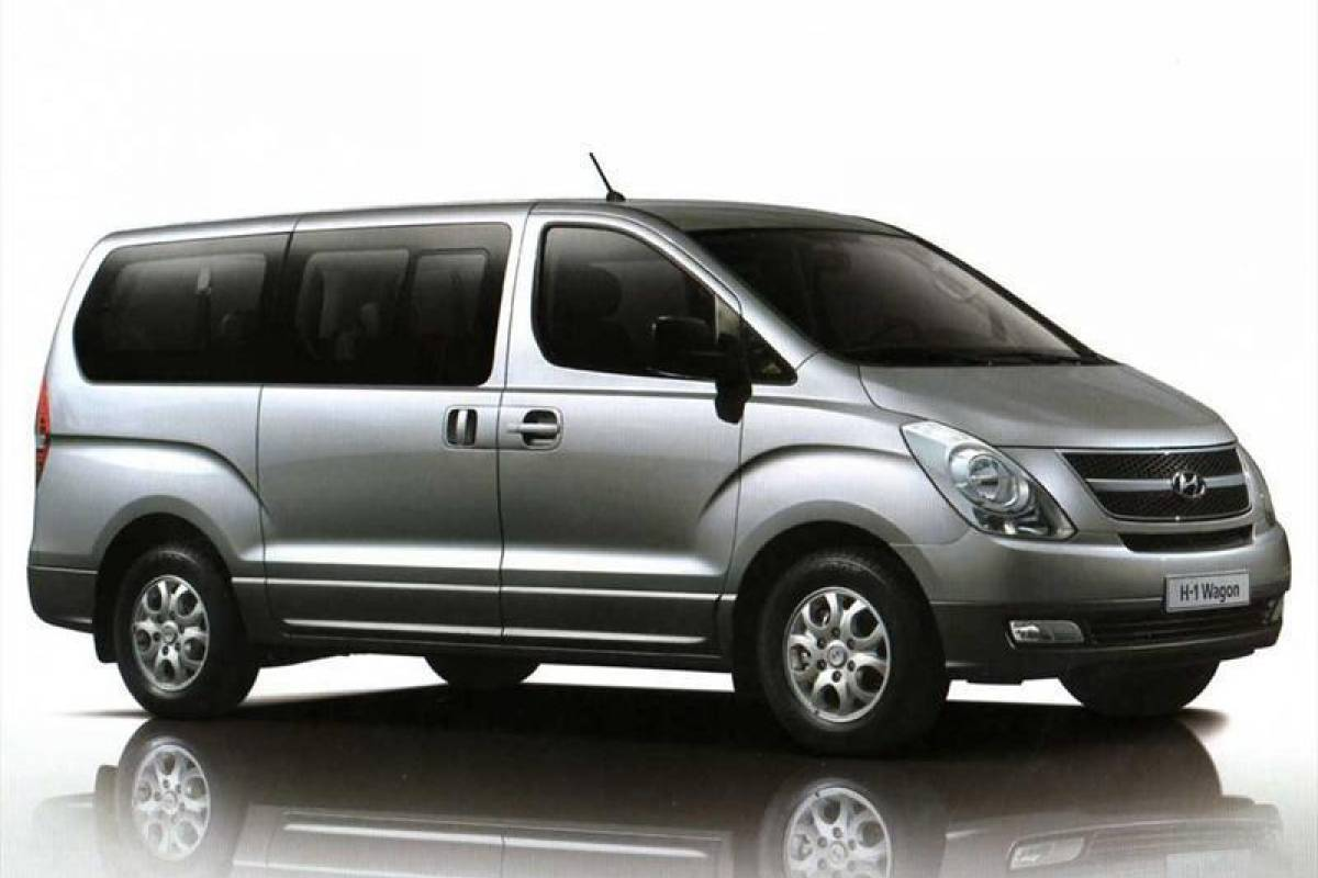 Uvita Information Center Transfer Minivan 7 Passanger Non 4x4