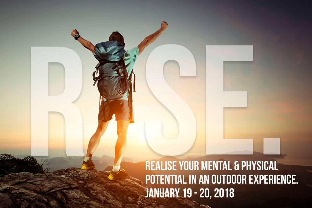 Adventurati Outdoors RISE- Realise Your Potential
