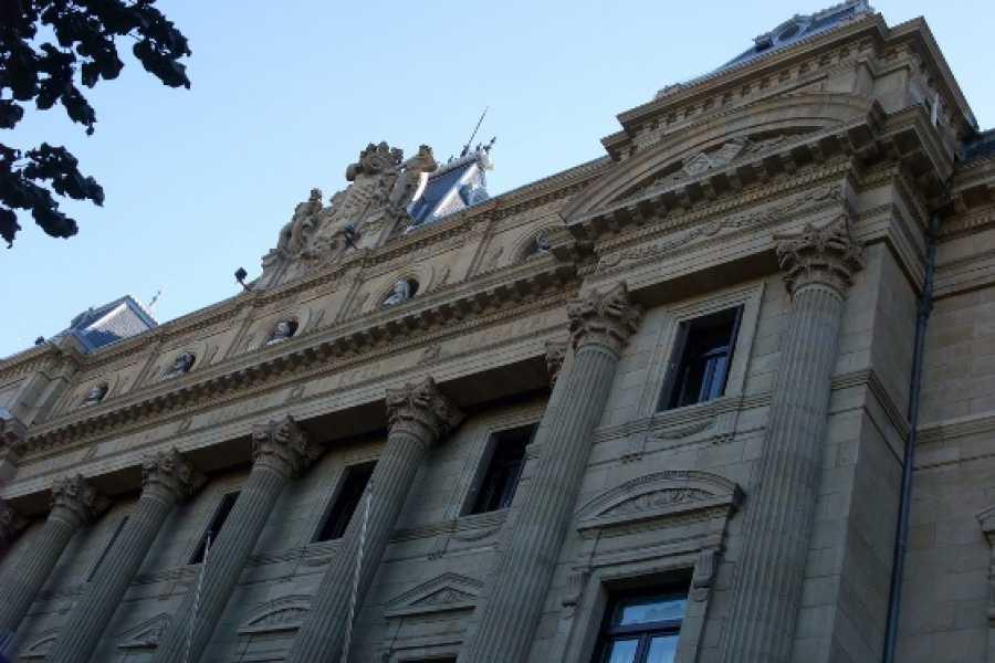 Kultour Incoming Service Palacio Foral de Gipuzkoa