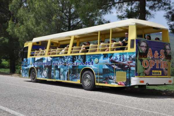 // Cabrio Bus Tour