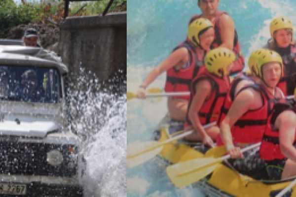 // Jeep Safari & Rafting