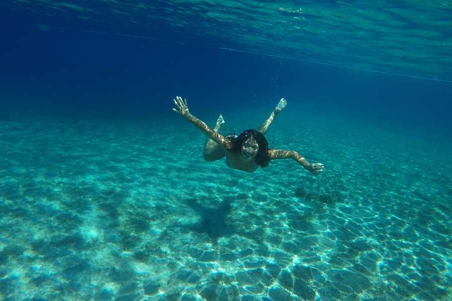 Blue lagoon Halkidiki