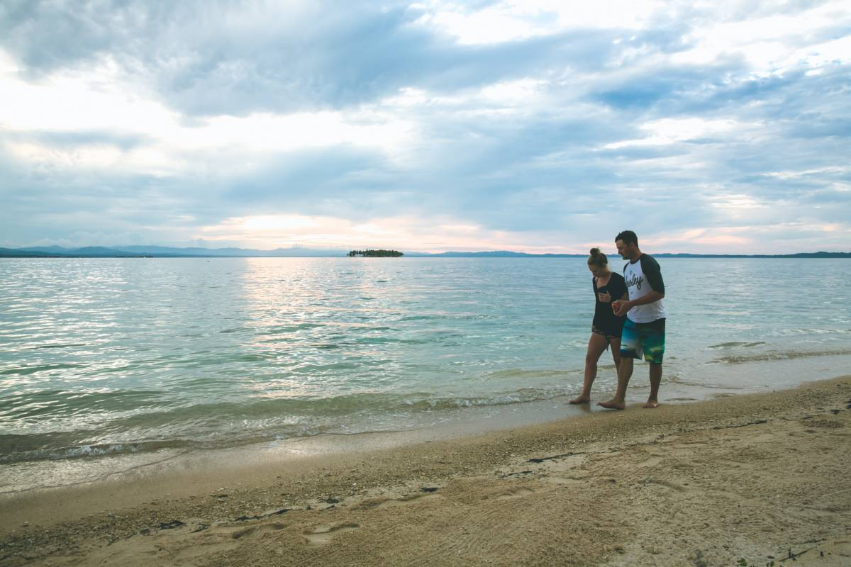 Cacique Cruiser Isla Ina - 1 island trip
