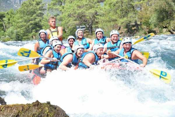 // White Water Rafting