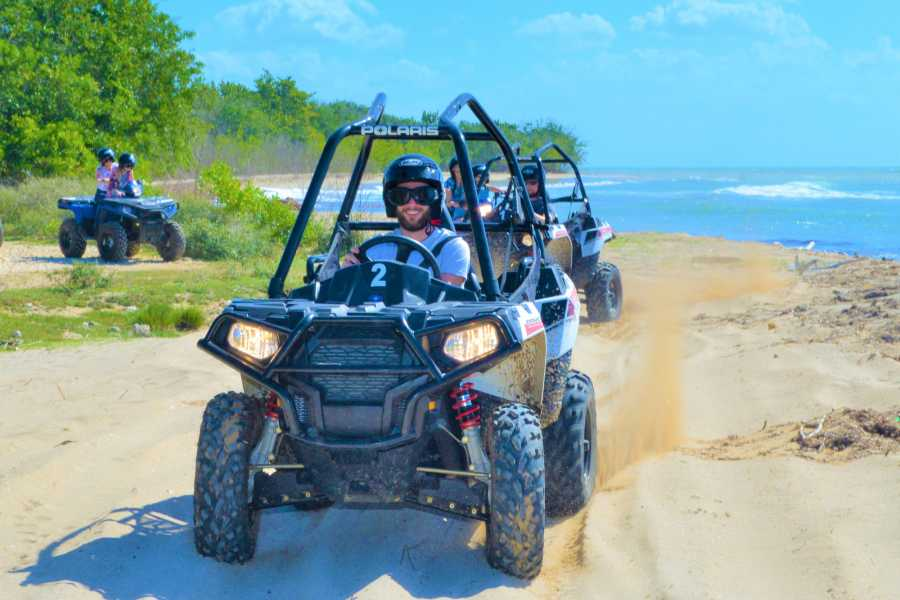 Jamwest Motorsports and Adventure Park Super Deal - ATV + Zipline + Safari