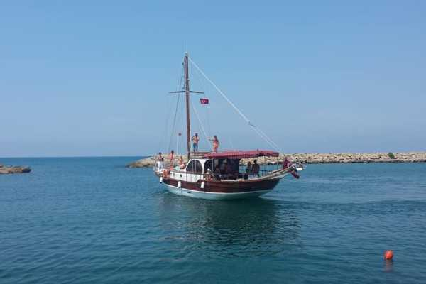 // Private Bout Tour from Alanya