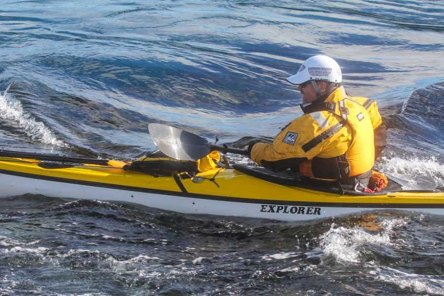Lofoten Aktiv AS Jann's tidal paddling