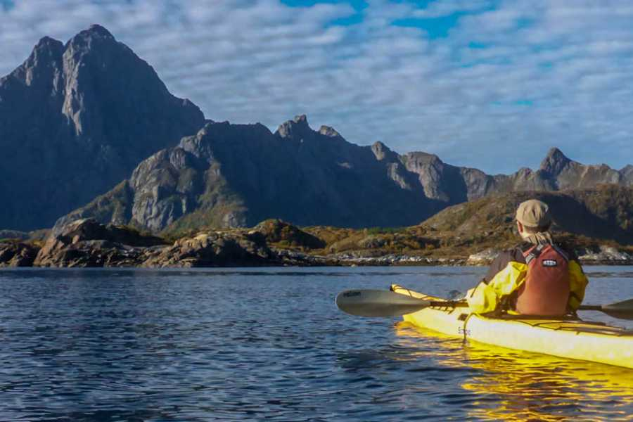 Lofoten Aktiv AS Seakayaking - 6 days