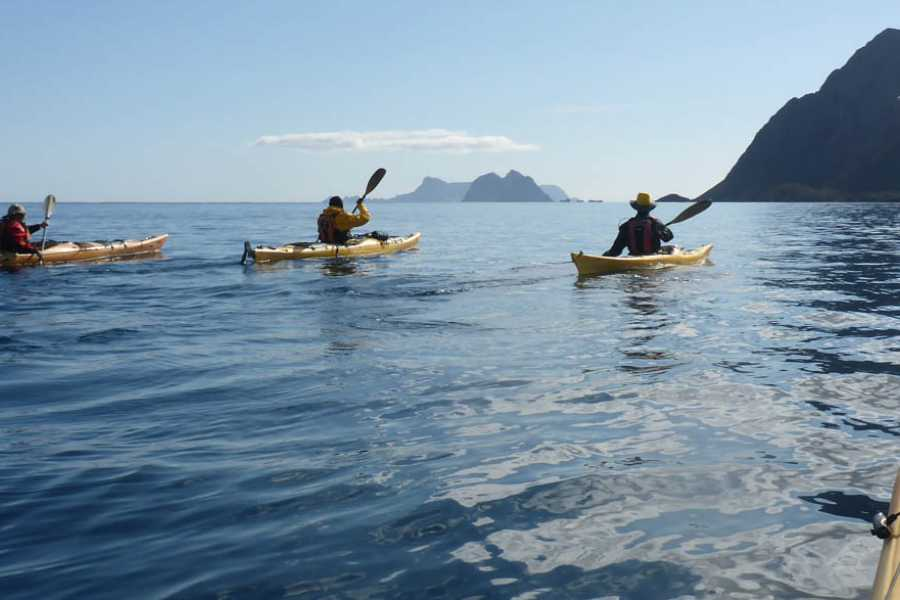 Lofoten Aktiv AS Seakayaking - 10 days