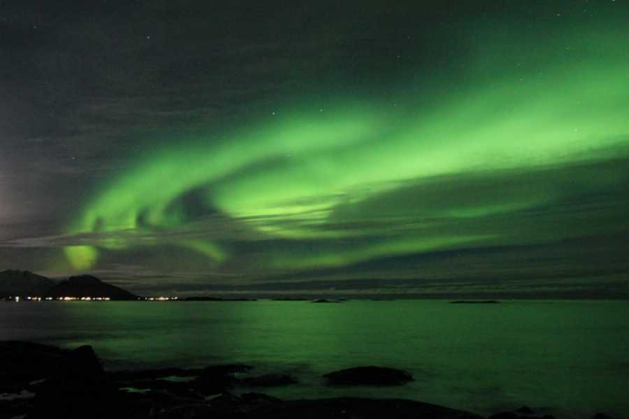 Lofoten Aktiv AS Northern Lights tour 3 hours