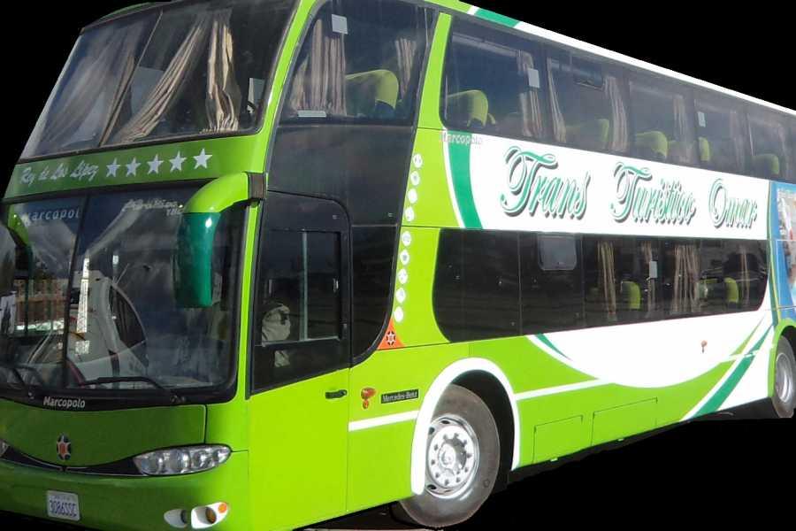 buhostours Bus La Paz, Uyuni, La Paz