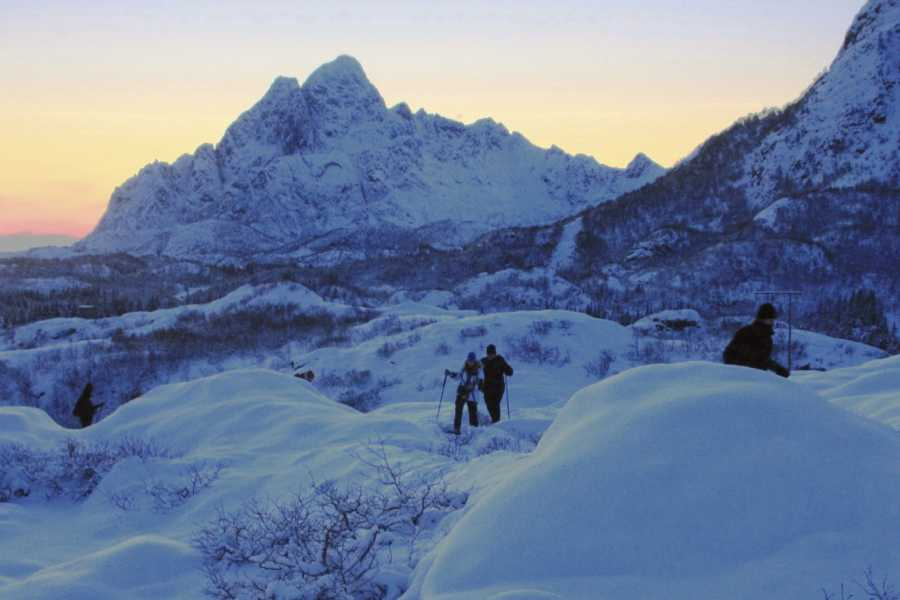 Lofoten Aktiv AS Snowshoeing half day