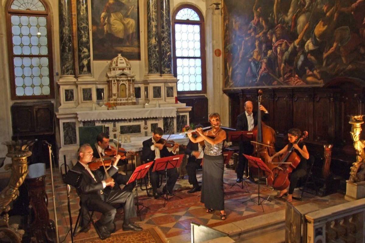 Venice Tours srl VIVALDI E MOZART IN ST. MARK'S SQUARE