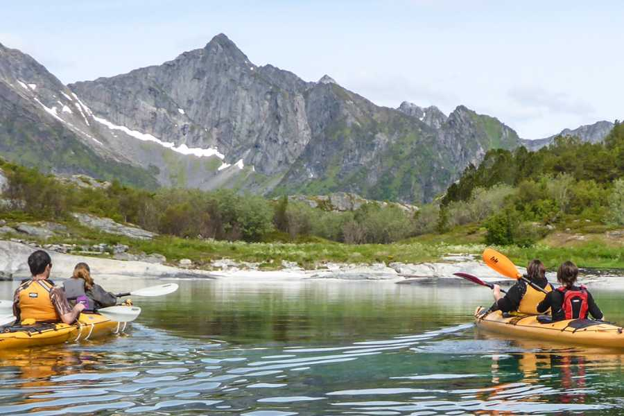Lofoten Aktiv AS Kayak rental