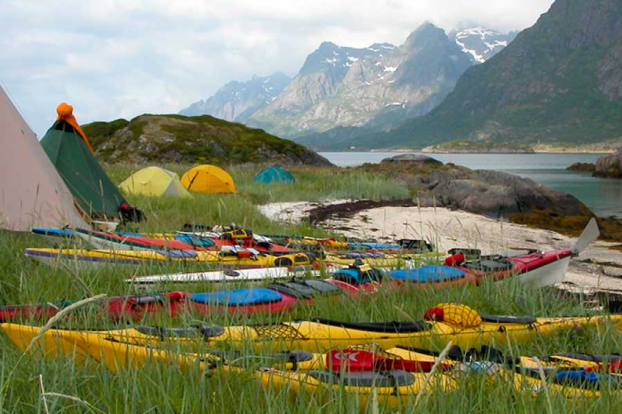 Lofoten Aktiv AS Trip equipment for Lofoten