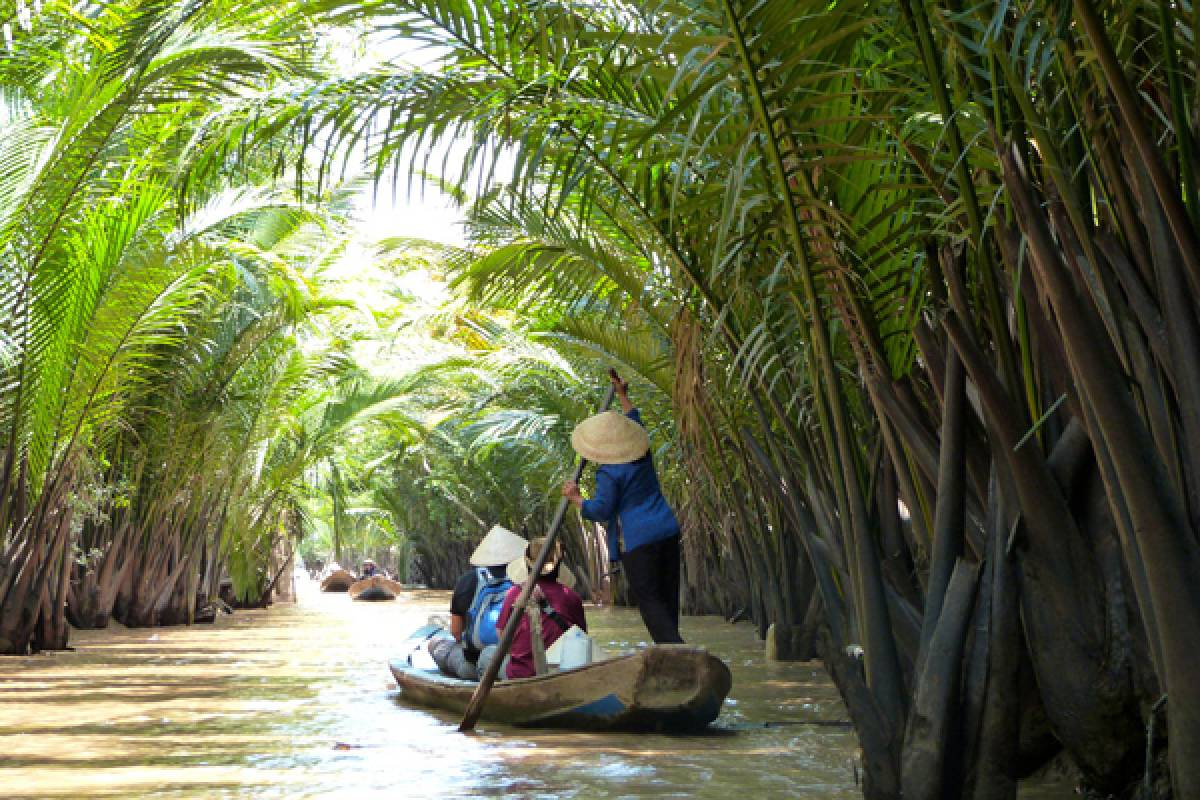 OCEAN TOURS MEKONG DELTA CRUISE FULL DAY - VIP GROUP