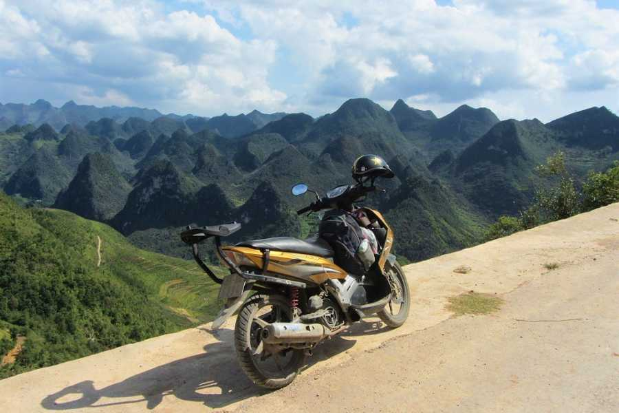 OCEAN TOURS HA GIANG Extreme North Loop  2D3N