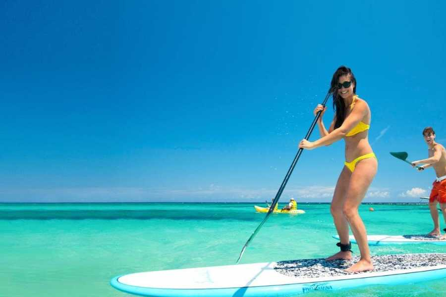 Eleuthera Adventure Tours Ltd. Paddle Board Rental