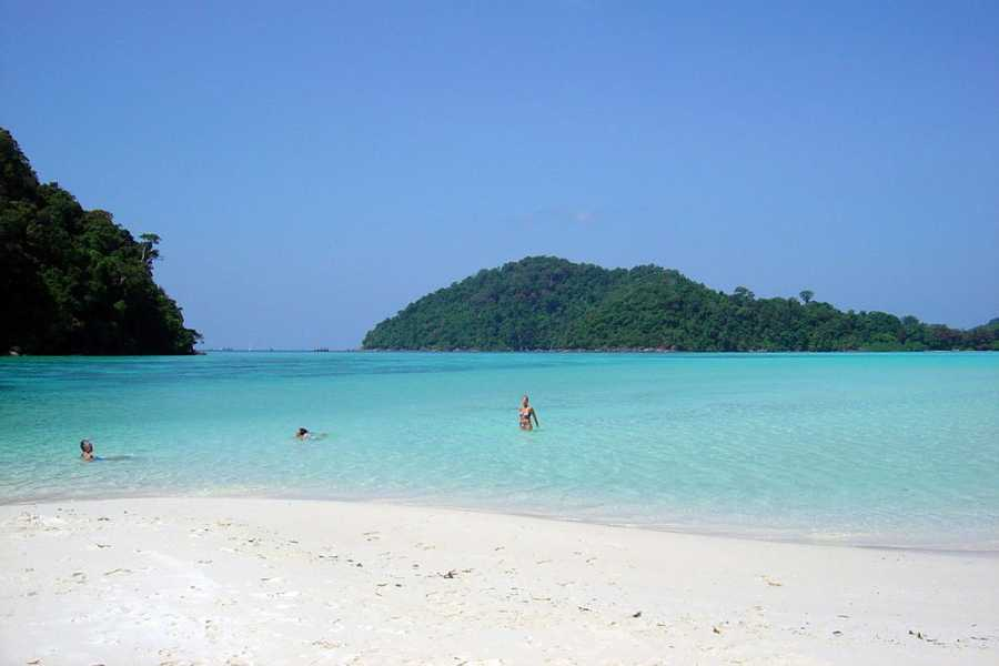 AMICI MIEI PHUKET TRAVEL AGENCY Surin Island one day Trip Premium Service from Phuket AM008