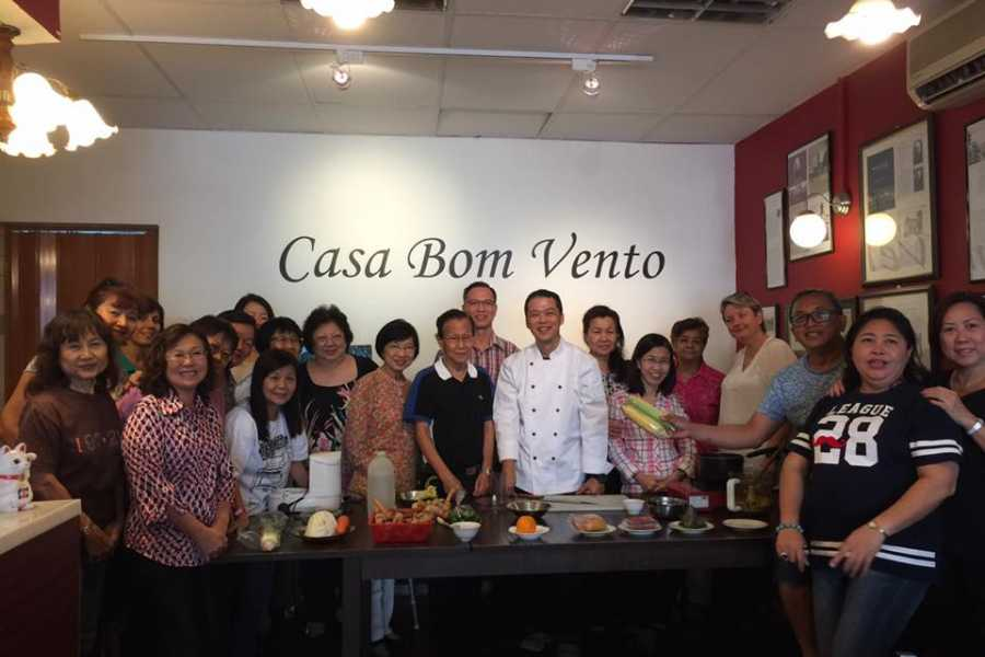 Society of Tourist Guides (Singapore) Understanding Eurasian Cooking Tour