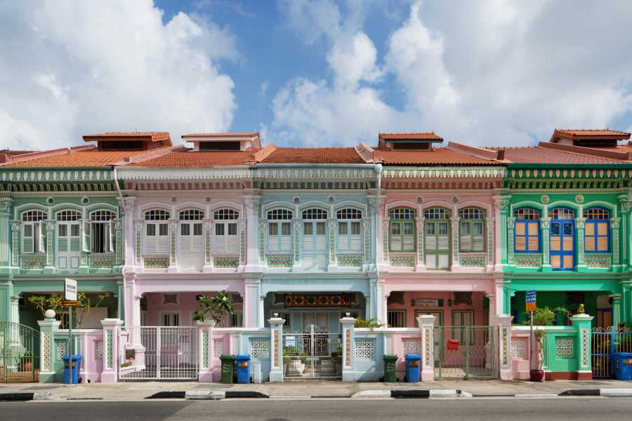 Society of Tourist Guides (Singapore) Understanding Peranakan Cooking Tour