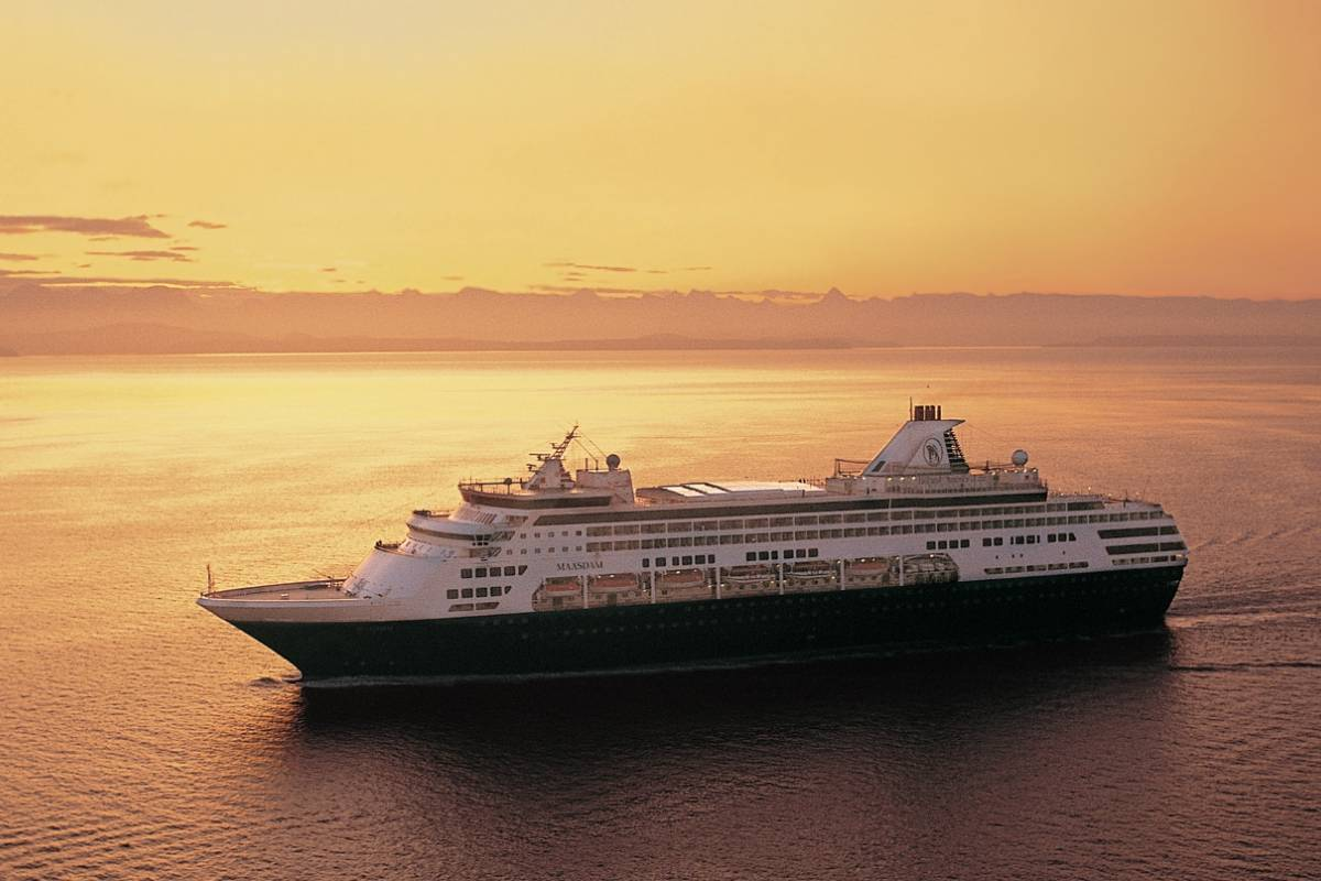 Green Island Tours - Easter Island Holland America - Maasdam - TWO-DAY Tour - October 2-3, 2018
