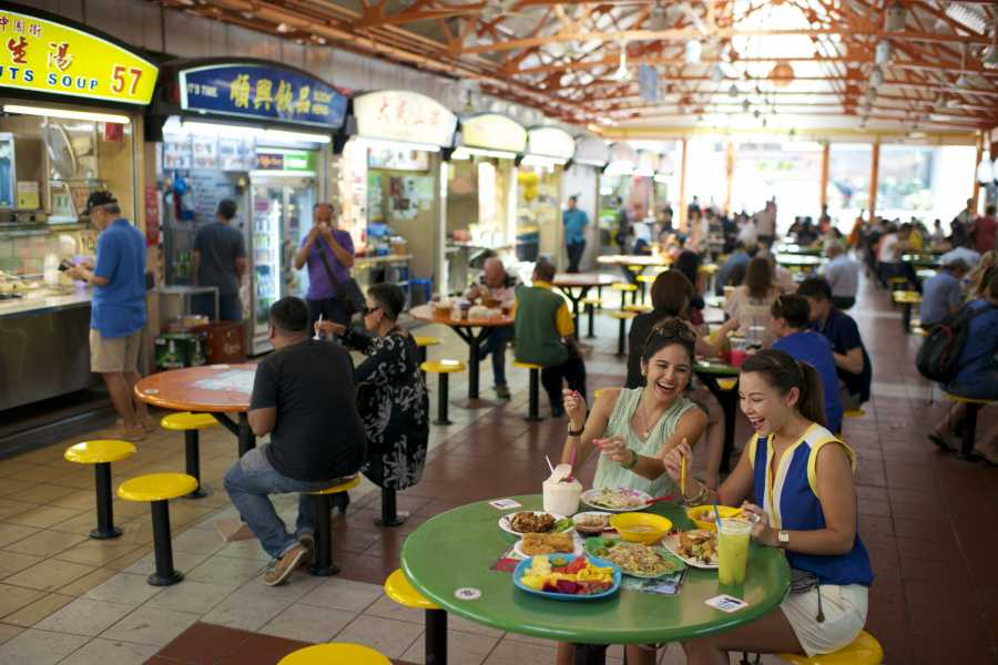 Society of Tourist Guides (Singapore) Best of Singapore Street Food